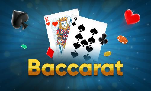 บาคาร่า (Baccarat) บนเว็บ สโบเบท