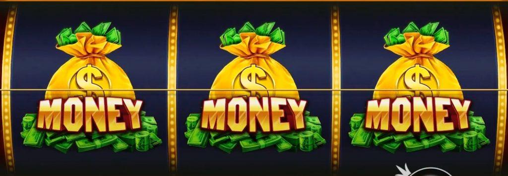 สล็อตถุงเงิน Money Money Money