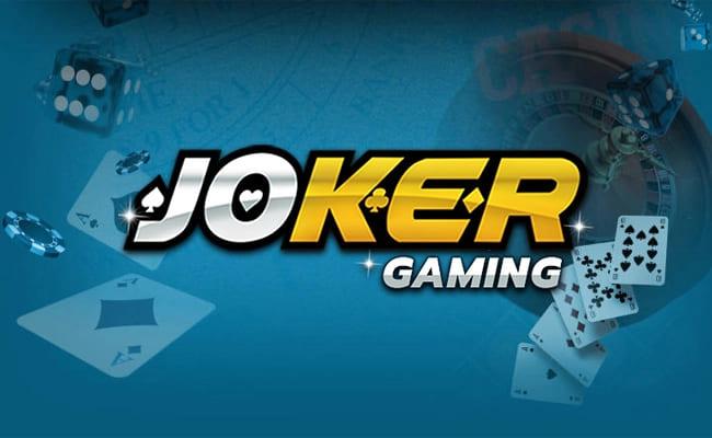 เกมสล็อตโจ๊กเกอร์ แหล่งบริการเกมสล็อตออนไลน์ค่ายดัง JOKER GAMING
